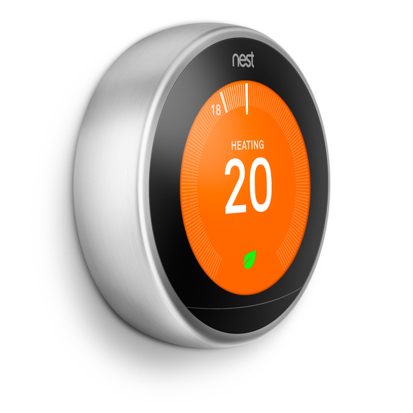 Nest Thermostat Control - Control your heating and hot water more efficiently