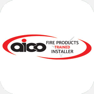 AICO Fire Products Trained Installer Logo