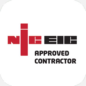 NICEIC Approved Contractor Logo